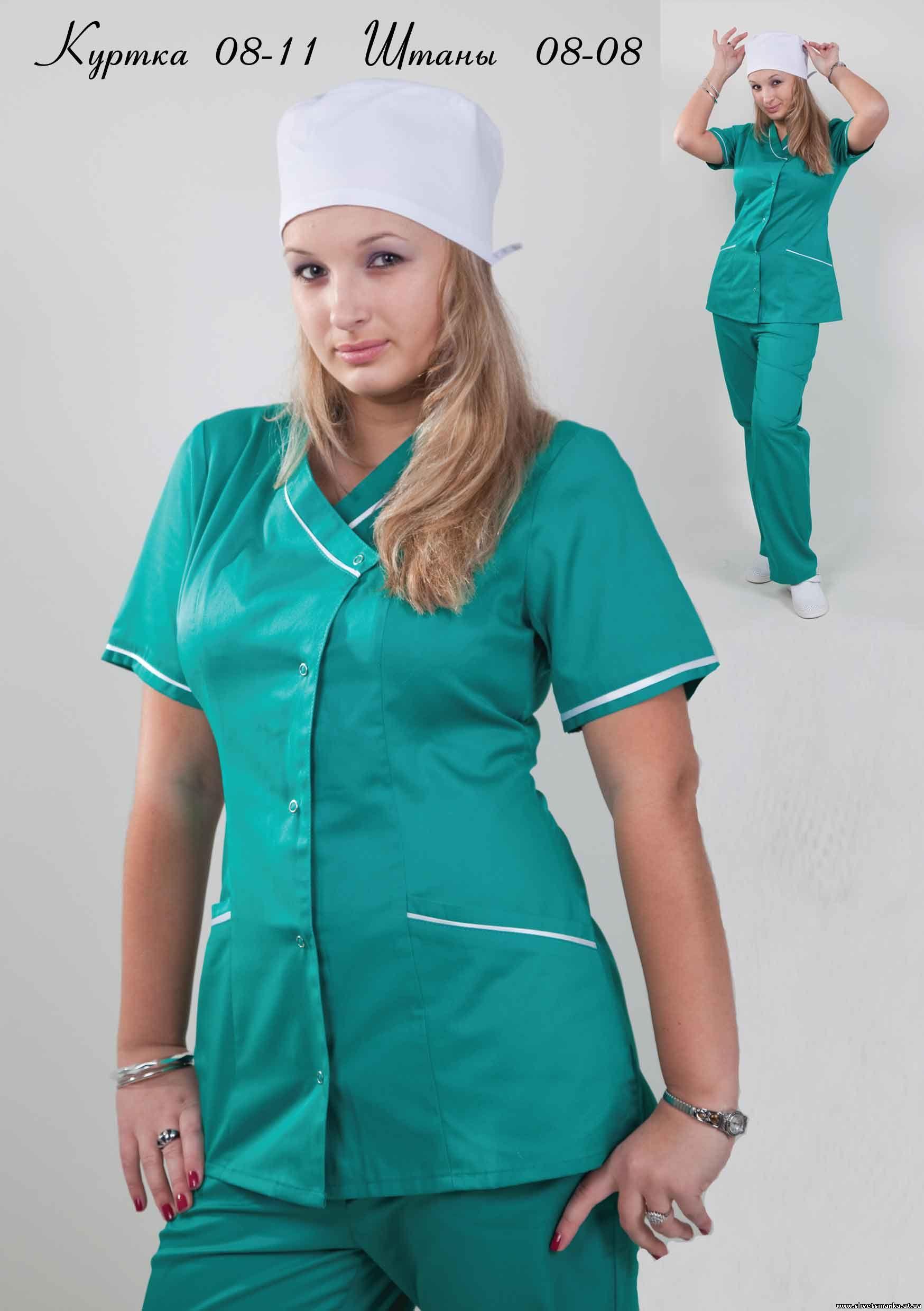 Как сшить медицинскую пижаму 23