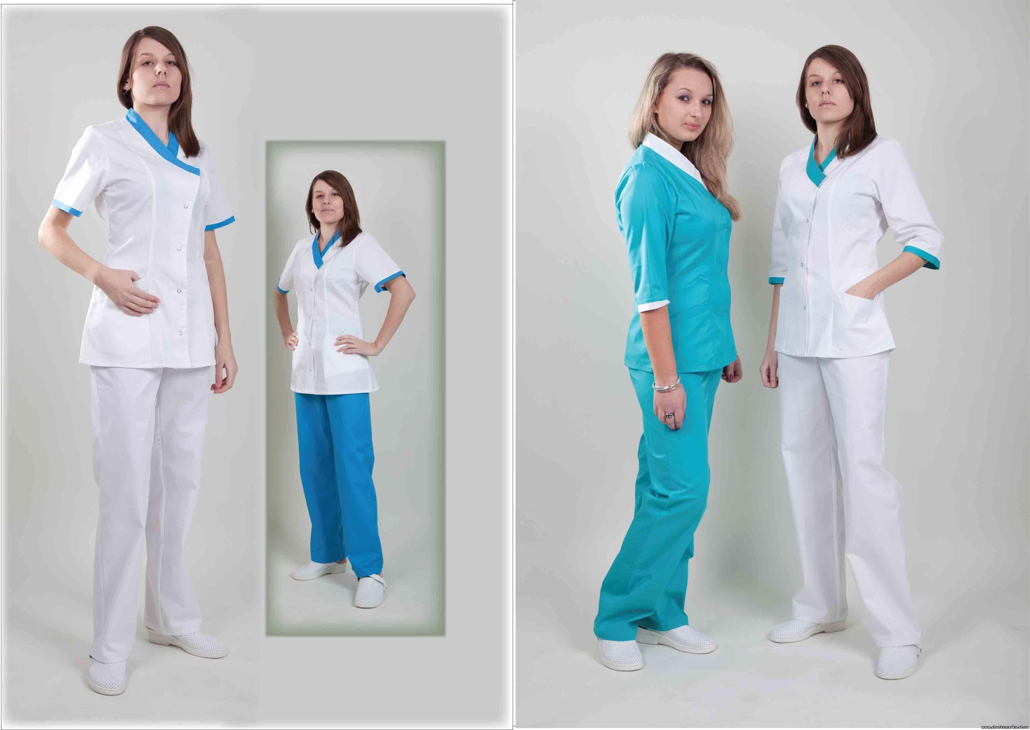 Что носят медсестры в больнице 13 фотография